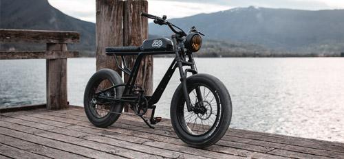 Vélo électrique personnalisable