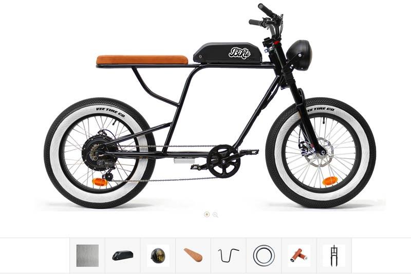 Configurez Votre Bikle